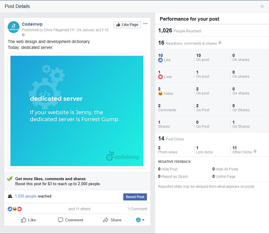 Social Media Case Study Even Quick Hit Content Gets Ok Reach