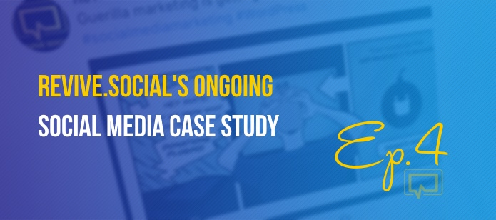 Revive.Social's Ongoing Social Media Case Study (Ep. #4 – Twitter Promote Mode, Reddit, More Facebook Ads, and Lessons From Trolls)