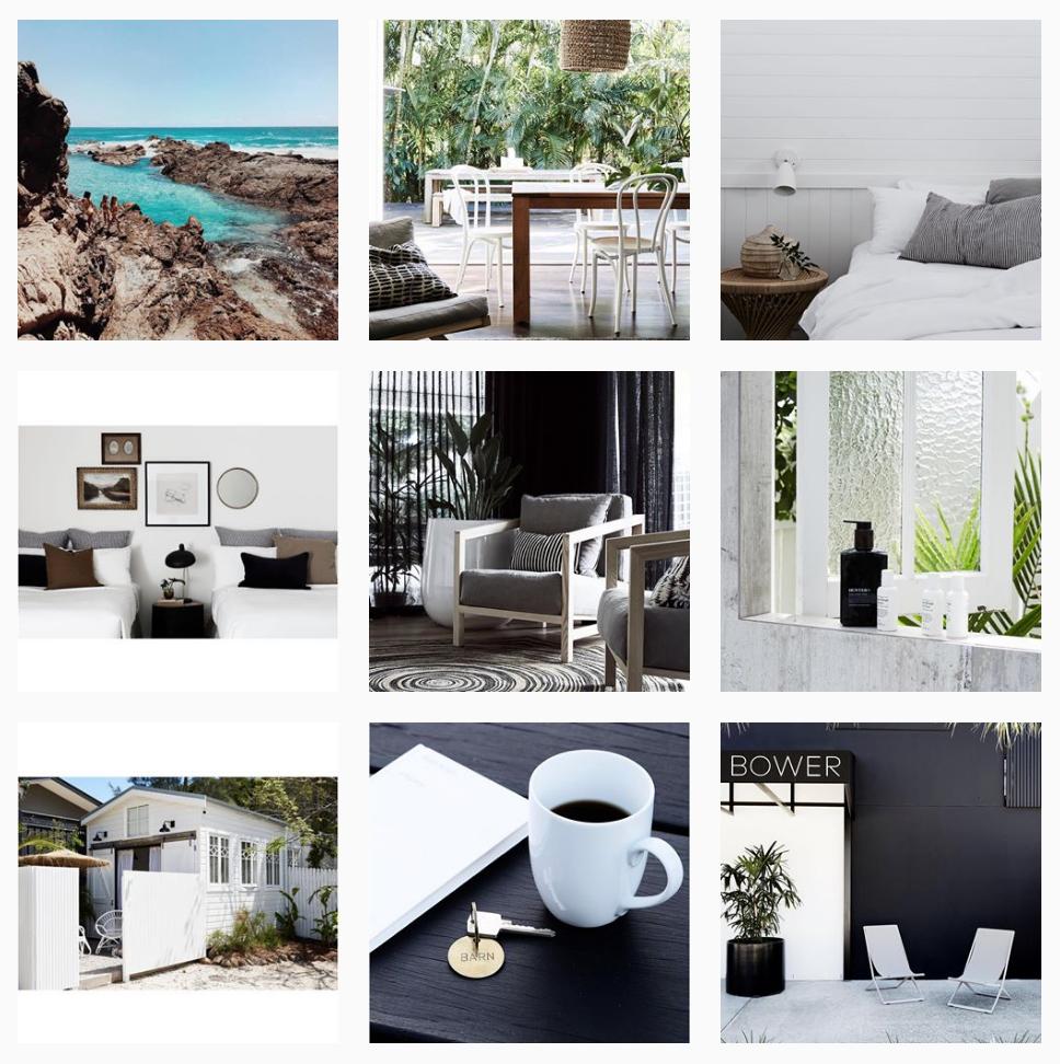 Instagram Marketing Strategy - The Bower Byron Bay Instagram