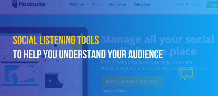 5 Social Listening Tools to Help You Understand Your Audience